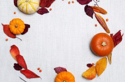 Les 10 choses que j'ai envie de faire cet automne