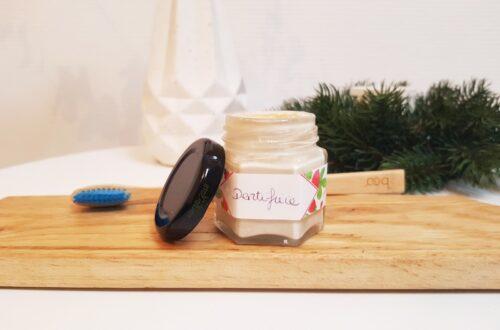 DIY : mon dentifrice maison