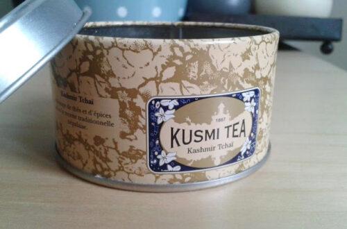 Le Kashmir Tchaï de Kusmi Tea