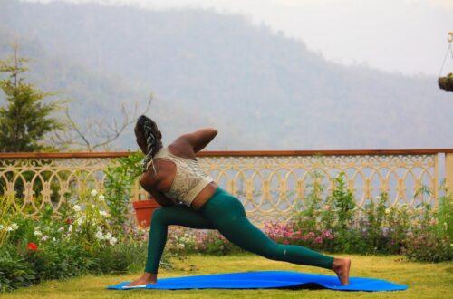 5 séances de yoga pour l'été