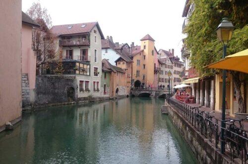 Annecy, la si jolie Venise des Alpes