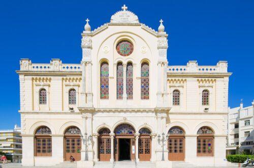 Héraklion, capitale de la Crète