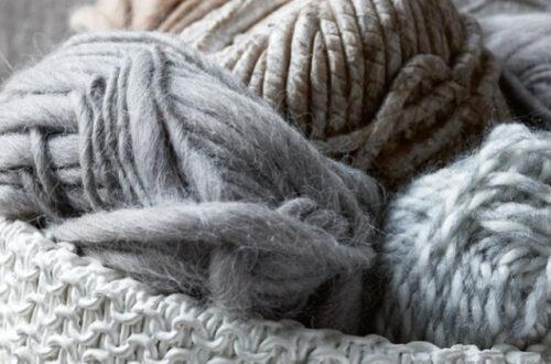 Un peu de laine pour un peu de douceur