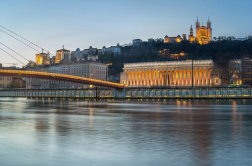 Les 6 raisons qui font que j'aime vivre à Lyon
