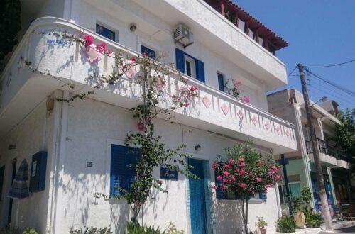 Myrtos, joli petit village crétois