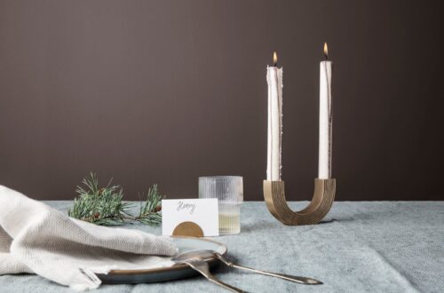 Noël : la jolie déco signée Ferm Living
