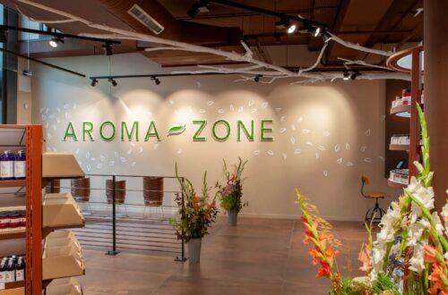 Aroma-Zone ouvre une boutique à Lyon !