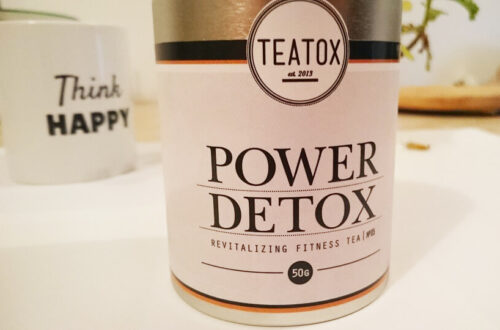 Le thé Power Détox, mes impressions!
