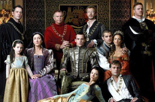 Les Tudors, ma série historique du moment