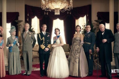 The Crown : au royaume des séries ?