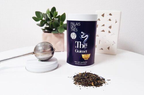 Tea-time avec Le Thé Guimet du Palais des Thés