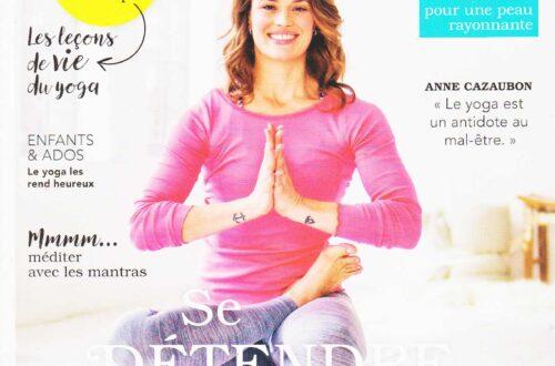 Yoga Magazine : petite pause zen