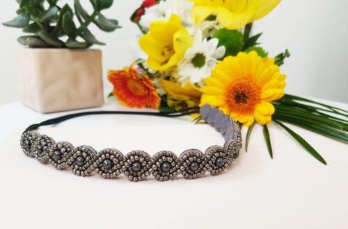 Mon joli headband…(avec un joli cadeau pour vous !)